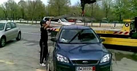 VIDEO : Vanzari slabe in Targul de masini din Bacau