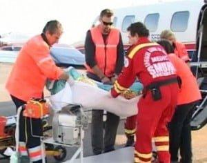 Grav accident in comuna Pirjol. 5 persoane au ajuns la spital.