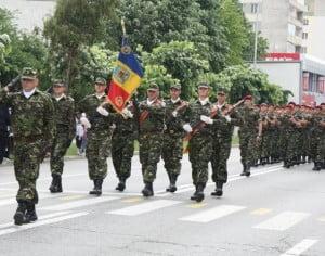 Intre 24 si 26 octombrie vor avea loc activitati dedicate Zilei Armatei Romane
