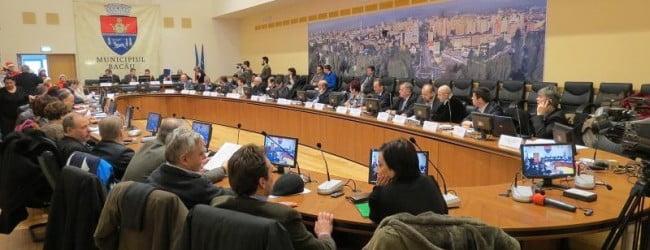 Pe 4 ianuarie, sedinta de Consiliu Local  pentru stabilirea taxelor si impozitelor in Bacau