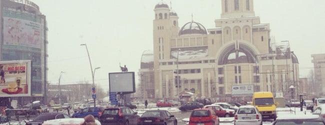 Va ninge si maine in judetul Bacau