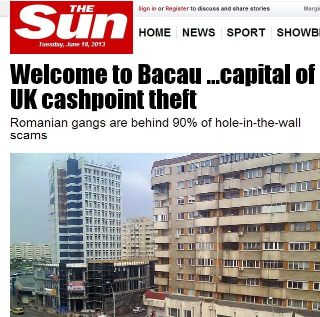 Bacau - The Sun