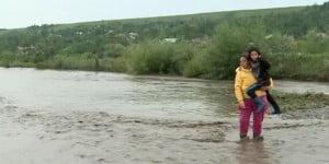 inundatii, comuna negri