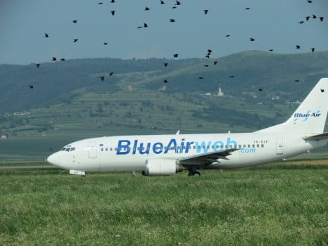 Blue Air avion Bc