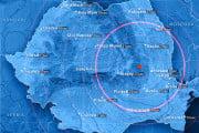 Cutremur în zona Vrancea, resimțit și în Bacău. Seismul a avut magnitudinea de 5,6 grade
