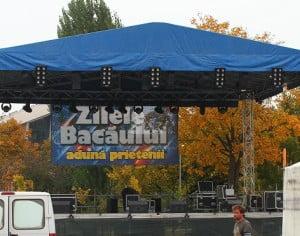 Zilele Bacăului vor avea loc între 3-5 octombrie, în Piața Tricolorului. Bugetul evenimentului, 240.000 lei, mai mare ca în 2013