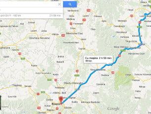 Autostrada Brașov – Bacău, păstrată în Masterplanul de transport prezentat Comisiei Europene