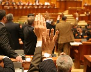 Parlamentul a adoptat bugetul pentru 2015. 5,4 milioane de pensionari vor avea pensiile mărite cu 5 la sută