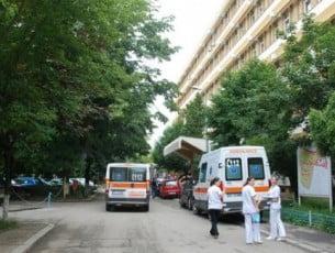 Crima la sectia de psihiatrie a Spitalului Judetean Bacau