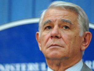Teodor Meleșcanu a demisionat de la șefia SIE și va candida la prezidențiale