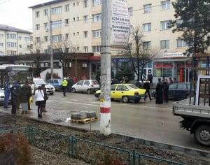 Accident pe strada Mioritei. A lovit un minor pe trecere si a fugit de la locul faptei