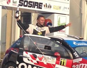 Francois Delecour si Dominique Savignoni au castigat Raliul Moldovei Pambac Bacau 2014 – Raspopa si Grigoriu au devenit campioni nationali
