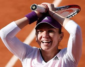"""Simona Halep: """"Îmi propun să stau în tenis până la cel mult 30 de ani"""""""