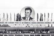 """23 August 1944: De la propaganda comunistă, la cultul personalității lui Ceaușescu, """"geniul din Carpați"""""""