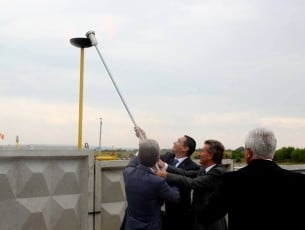 Gazoductul Iași – Ungheni, inaugurat. Republica Moldova nu va mai sta cu teama că rămâne fără energie