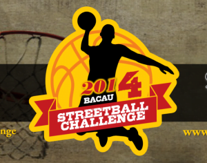 In weekend are loc Bacău Streetball Challenge