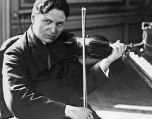 Turneul Vioara lui George Enescu ajunge la Tescani, jud Bacău