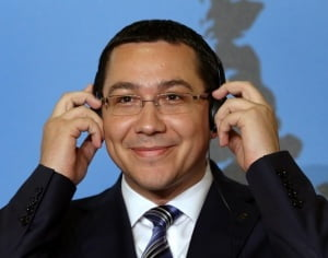 """Cartea pe care Ponta a uitat s-o citească: """"Nenorocirea secolului"""""""