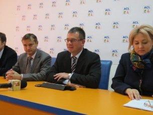 ACL vrea să obțină 30 la sută pentru Iohannis în județul Bacău
