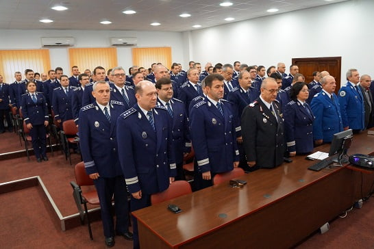 IPJ Bacău scoate la concurs 8 posturi de ofițer de poliție