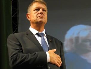 Klaus Iohannis a depus jurământul în fața camerelor reunite ale Parlamentului