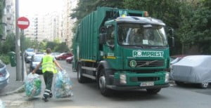 Romprest Camion Gunoi