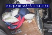 VIDEO: Polițiștii băcăuani au destructurat o rețea de trafic de droguri ce acționa în județele Neamț și Bacău