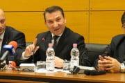 """Stavarache, la prima conferință de presă: """"Este moral să revin în Primărie, să-i ajut pe colegi"""""""