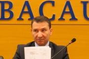 """Stavarache se spală pe mâini cu finanțarea fotbalului băcăuan: """"Societatea a avut un CA și un președinte"""""""