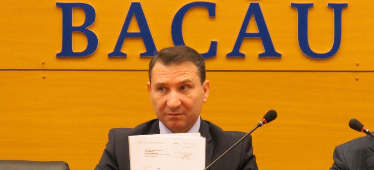 Romeo Stavarache a fost condamnat la 6 ani de inchisoare cu executare pentru luare de mita