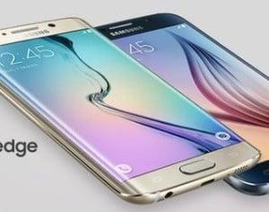 Samsung a lansat două noi modele de smartphone, S6 şi S6 Edge