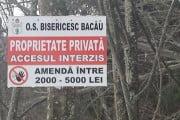 Cum a pus mâna Mitropolia Moldovei și Bucovinei pe pădurea de la Slănic Moldova. Un judecător a făcut opinie separată în dosarul de retrocedare