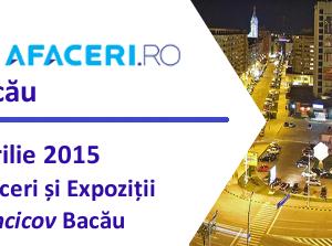 Pe 30 aprilie, oamenii de afaceri din Bacău sunt aşteptaţi la Conferinţa Afaceri.ro
