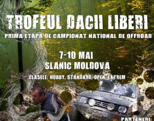 Prima etapa a Campionatului Național de Off-Road din acest sezon se va desfasura la Slanic-Moldova