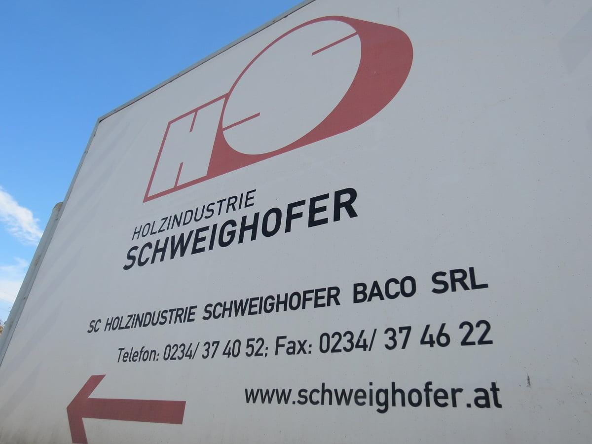 Compania austriacă Schweighofer Holzindustrie, cu o prezență solidă și în județul Bacău, recompensa lemnul tăiat ilegal