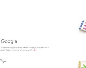 Google își schimbă numele în Alphabet, anunțând cea mai mare restructurare din istoria sa