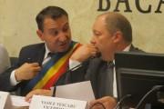 Stavarache și Popovici, la cuțite în plenul Consiliului Local Bacău! Primarul a încercat să impună noua Organigramă fără aviz de legalitate