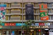 """Pompierii de la ISU Bacău au închis magazinul """"Luceafărul"""""""