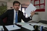 """Deputatul Necula denunță """"negocieri meschine"""" între Stavarache și PNL pe bugetul din acest an al Bacăului"""
