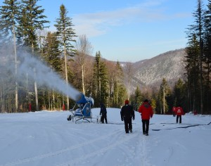 Se deschide sezonul de schi la Slănic-Moldova