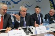Liderii ALDE nu exclud susținerea lui Stavarache pentru un nou mandat de primar al Bacăului
