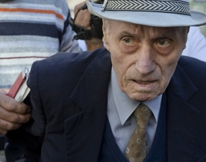 Torționarul Vișinescu a fost condamnat, definitiv, la 20 de ani de închisoare pentru infracțiuni contra umanității