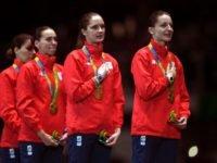 Trei medalii pentru România. Cum îi recompensează statul pe sportivii premiați la Rio