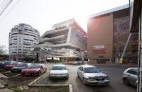 FOTO: Umbrarescu construieste un complex comercial si un ansamblu de locuinte in locul fabricii Pobac