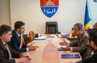 Primarul Necula s-a intalnit cu Ambasadorul Republicii Armenia