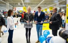 DECATHLON a deschis primul magazin din Bacau