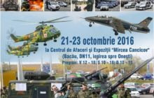 In acest weekend are loc EXPO MILITAR 2016
