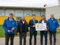 """Municipiul Bacău, în cursa pentru titlul de """"Oraș european al sportului"""" în 2017"""