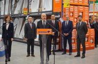 """Dedeman a deschis al doilea magazin din Bacau. Dragos Paval: """"Sediul central al companiei noastre este in Bacau si aici va ramane."""""""