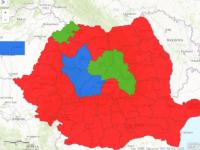 Rezultatele partiale ale alegerilor parlamentare
